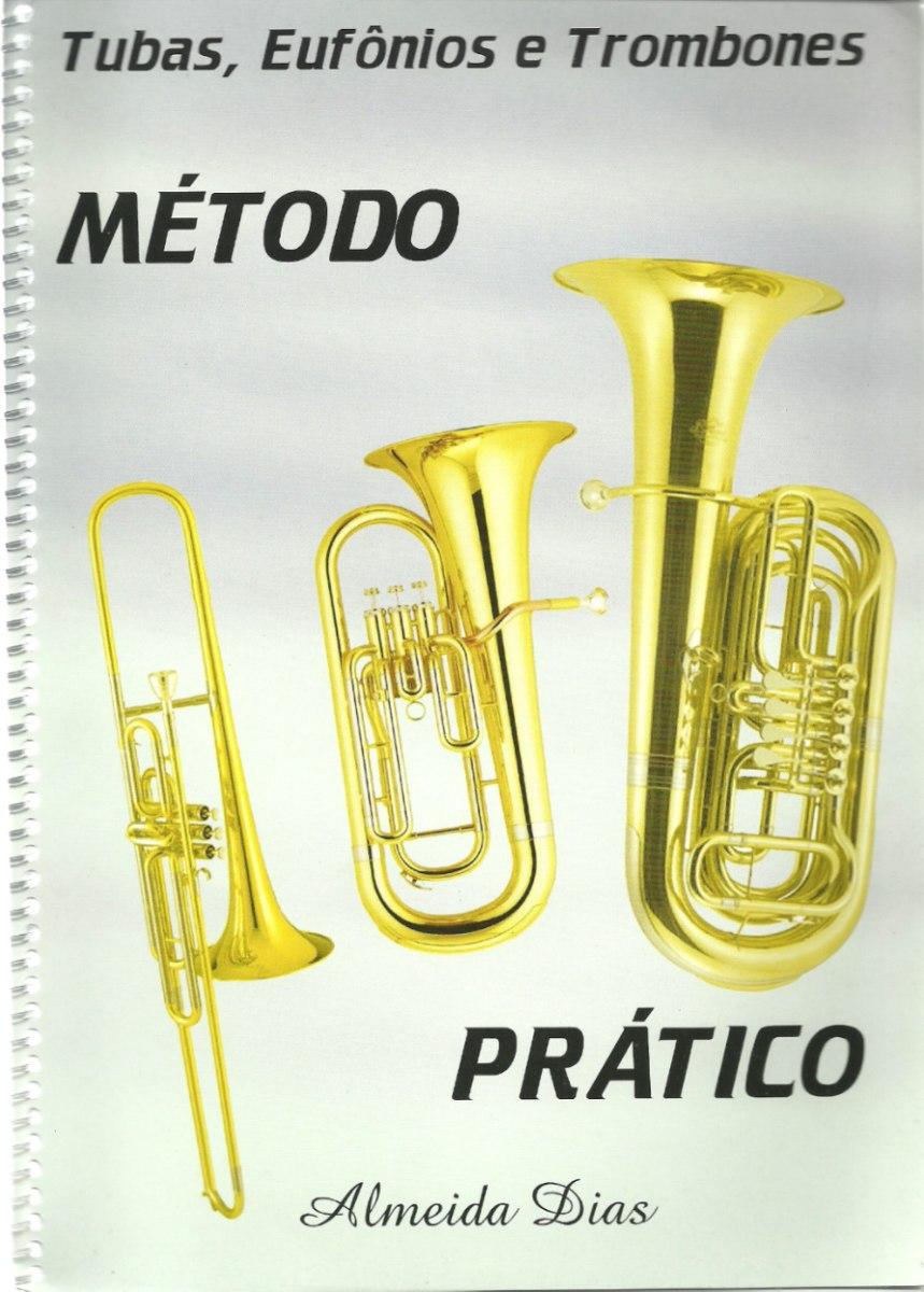 Método Almeida Dias Tubas - Musical Perin