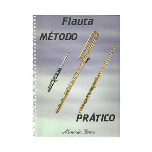 Método Almeida Dias Flauta - Musical Perin
