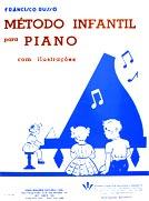 Método Francisco Russo Infantil Piano - Musical Perin