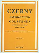 Método Czerny Barrozo Neto Piano Vol. 1 - Musical Perin