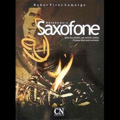 Método Nabor Pires Saxofone - Musical Perin