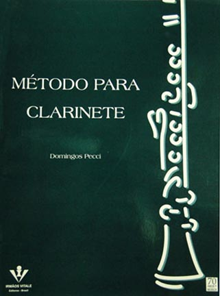Método Domingos Pecci Clarinete - Musical Perin