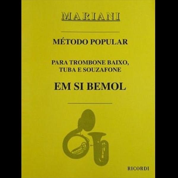 Método Popular Mariani  - Musical Perin