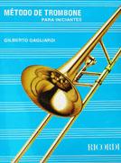 Método Gagliardi Trombone de Vara - Musical Perin