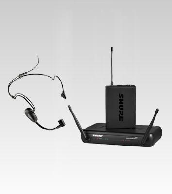 Transmissor Shure SVX14BR/PG30 - P12 - Musical Perin
