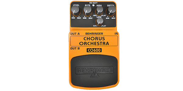 Pedal Behringer CO 600 Chorus Orchestra - Musical Perin