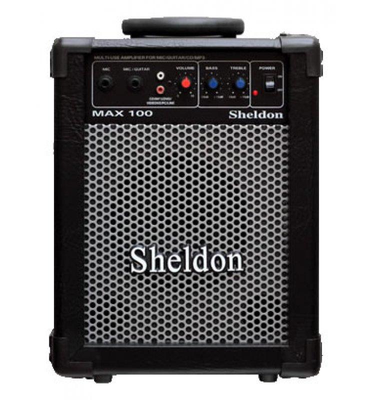 Amplificador Sheldon MAX100 - Musical Perin