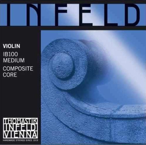 Encordoamento Thomastik Infeld IB100 Médio Violino - Musical Perin
