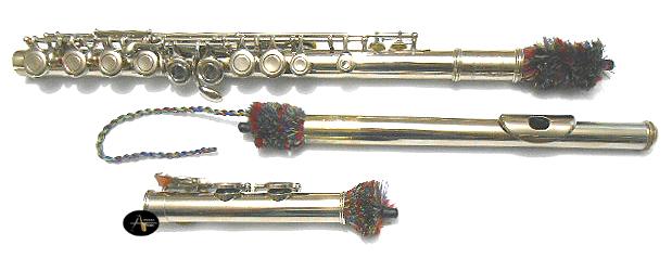 Secador Prelúdio para Flauta - Musical Perin