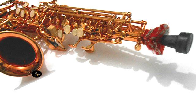 Secador Prelúdio para Sax Soprano Curvo - Musical Perin