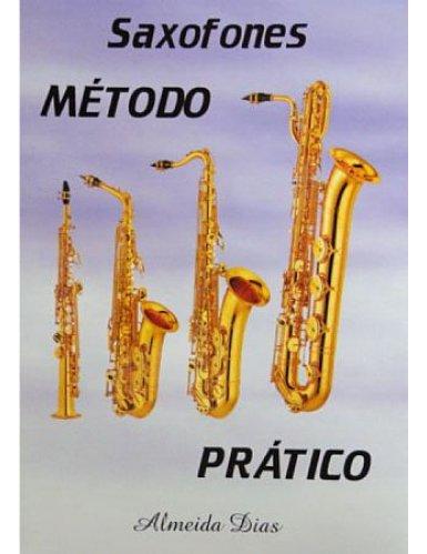 Método Almeida Dias Saxofones - Musical Perin