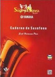 Método Sopro Novo Yamaha Saxofone c/ CD - Musical Perin
