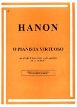 Método Hanon O Pianista Virtuoso para Piano - Musical Perin