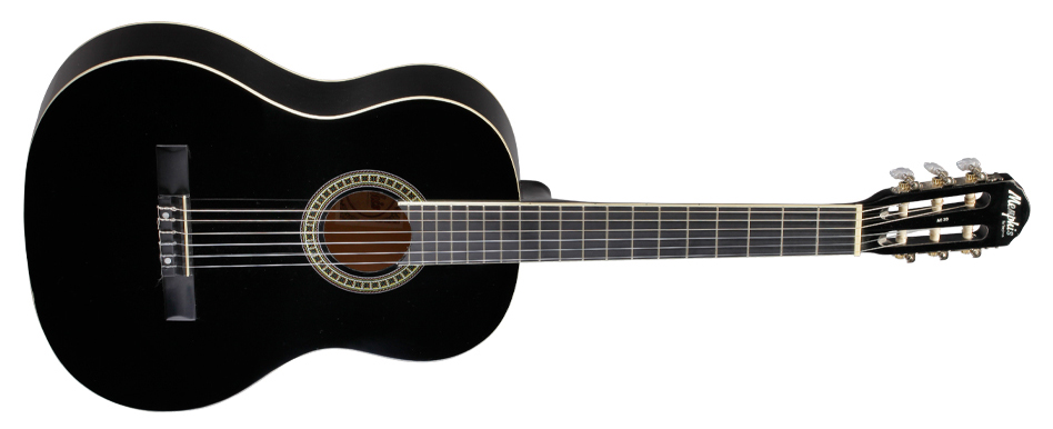 Violão Memphis AC 39 BK - Musical Perin