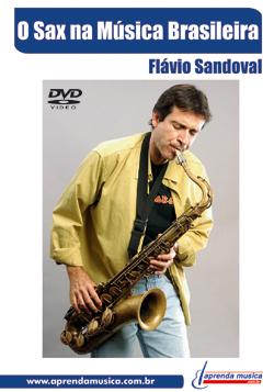 DVD O Sax na Música Brasileira - Musical Perin