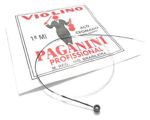 Corda Paganini Violino Nº1 Mi - Musical Perin