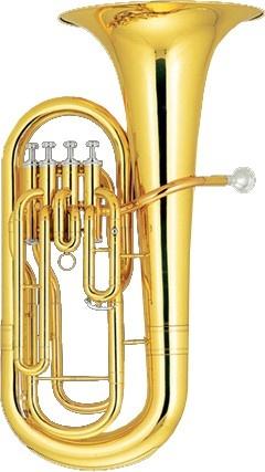Bombardino Custom 4 Pistos Laq. - Musical Perin