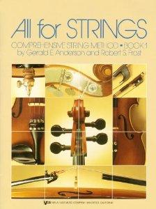 Método All for Strings Viola Vol. 1 - Musical Perin