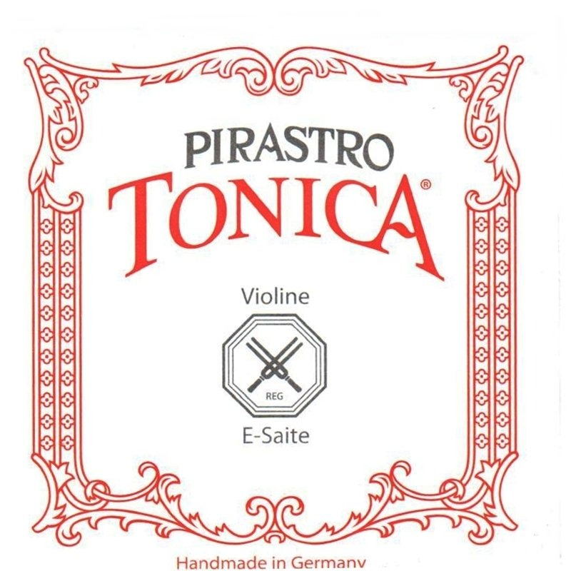 Encordoamento Pirastro Tonica Violino - Musical Perin