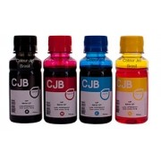 Kit de Tinta Impressora HP GT 5822 HP116  HP 412 (4x100ml)