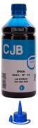Refil de Tinta Epson Impressora L355 L365 L375 L395  Cyan (500ml)