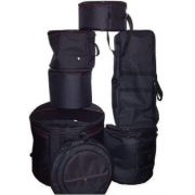 Kit de Bags para Bateria com 6 Pçs Super-Luxo