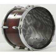 kit de pele mudas Dudu Ports LUEN. Um kit perfeito para os estudos sem incomodar ninguém. Peles silenciosas, desenvolvidas por um dos melhores bateristas do Brasil. (PML10121422)