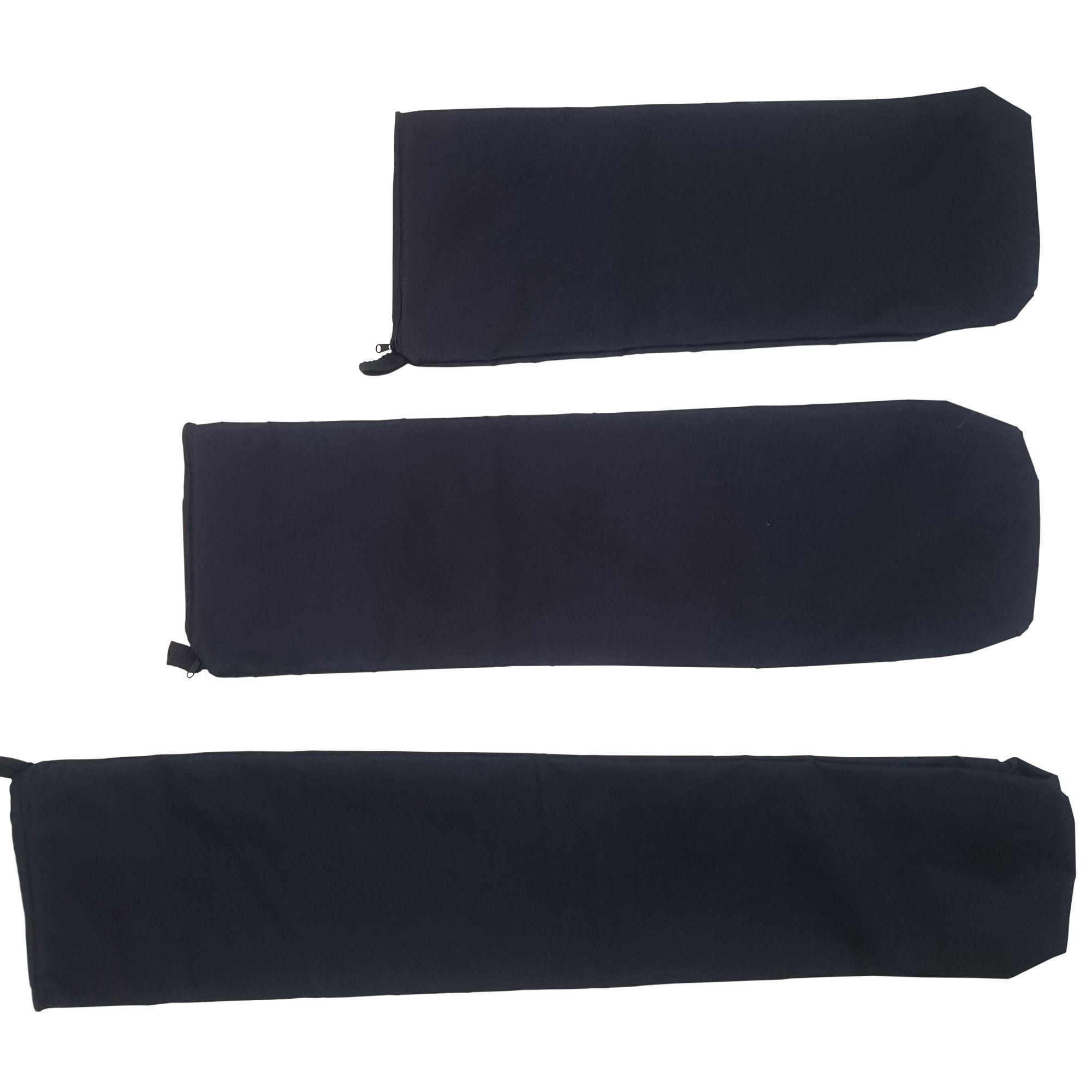Capa Bag P/ Ferragens De Bateria Extra Luxo 4em1 Acolchoada com 120 cm para Bateria CLAVE & BAG. Totalmente acolchoado