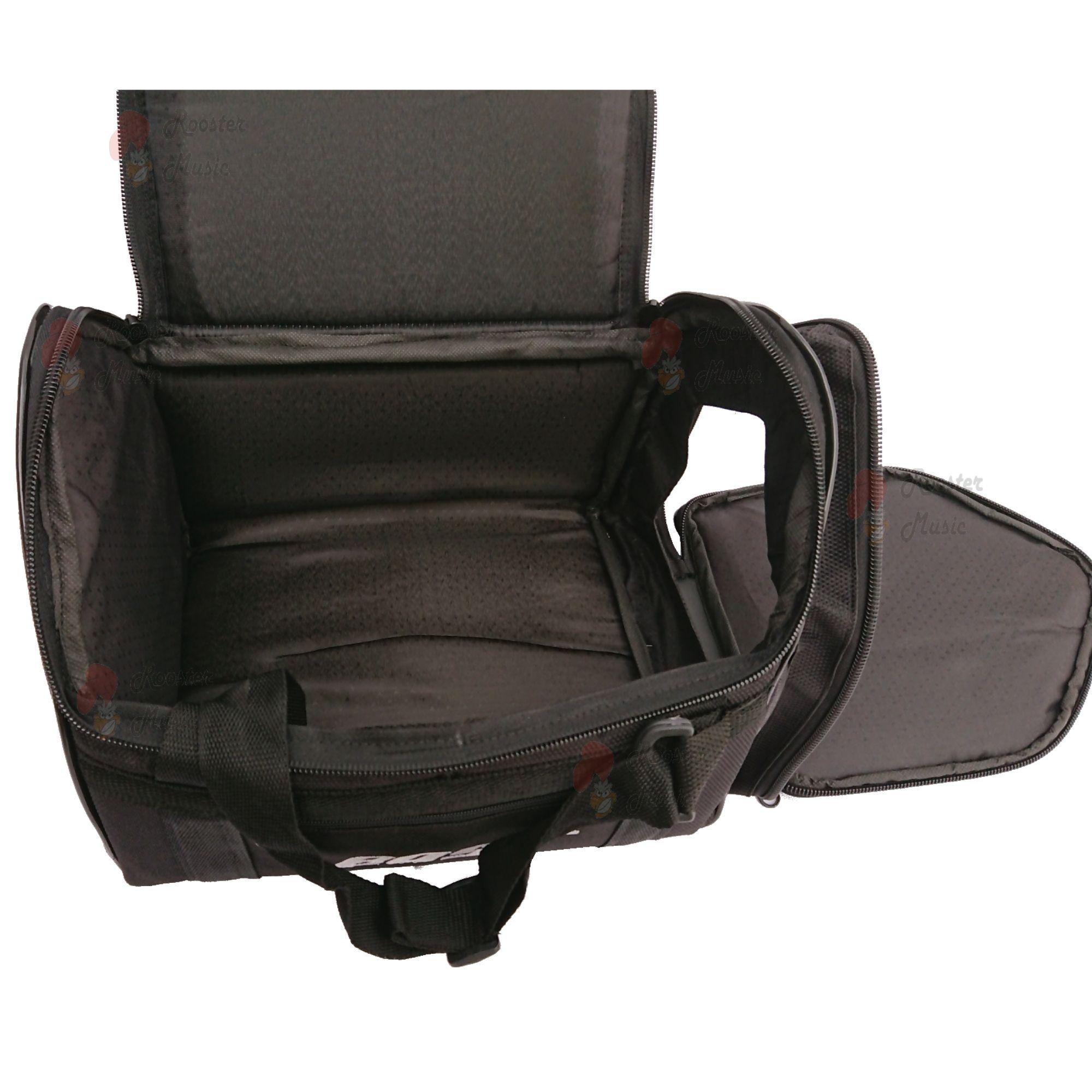 Capa Bag para Caixa de Som Bose S1 Pro. Modelo Semi Case Premium (34x25x27).