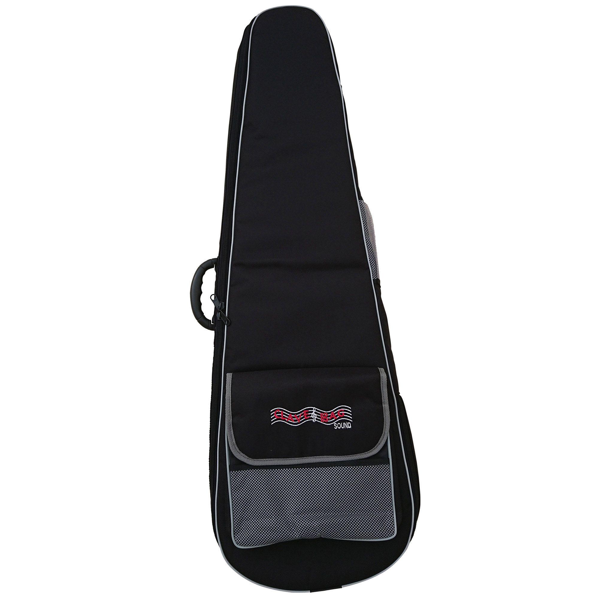 Capa Bag Para Contra Baixo Semi - Case Premium CLAVE & BAG SC 508