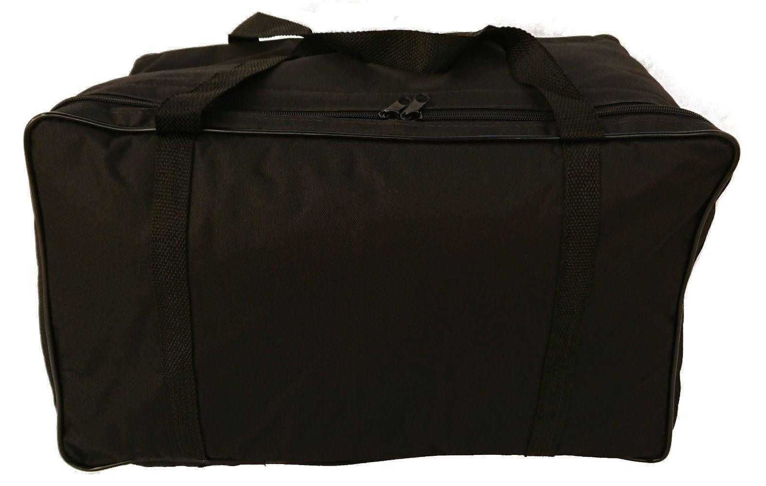 Capa Bag para Pedal Duplo de Bateria, modelo Super Luxo CLAVE & BAG. Totalmente acolchoado