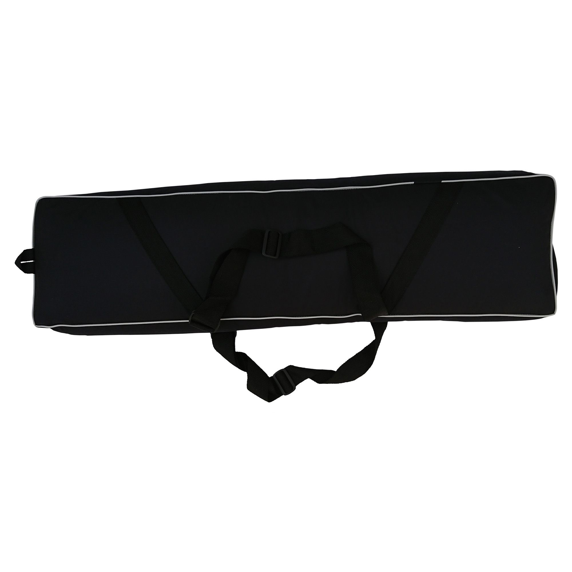 Capa Bag para Teclado Semi Case gold para teclados XPS 10, UMX 610 e outros  (101 x 23 x 10 cm)