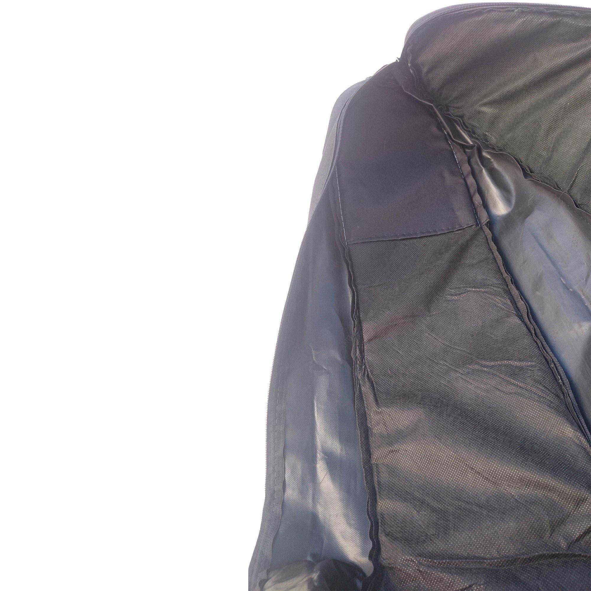 Capa Bag Para Violão Folk Luxo CLAVE & BAG. Acolchoada, alça de mão e de mochila. LU 503