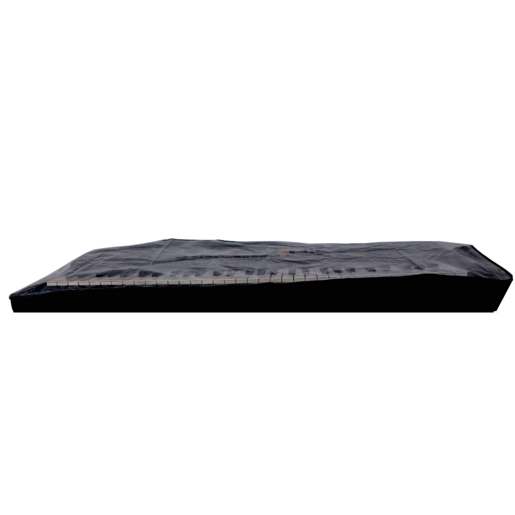 Capa para exposição de Teclados XPS 10, UMX 610 e outros. Proteção contra poeira (101 x 23 x 10 cm)