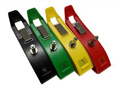 Eletrodos de Membro Adulto tipo Cardioclip com 4 unidades - Bionet  - Shopping Prosaúde