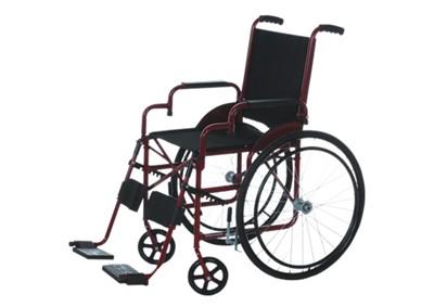 Cadeira de Rodas Lagoinha Pneu Inflavel 44 cm Cinza - CARONE  - Shopping Prosaúde