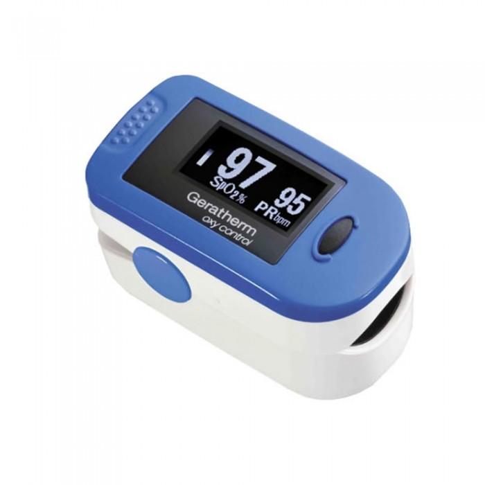 Oxímetro de Pulso com medidor de dedo OXY CONTROL 448 - GERATHERM