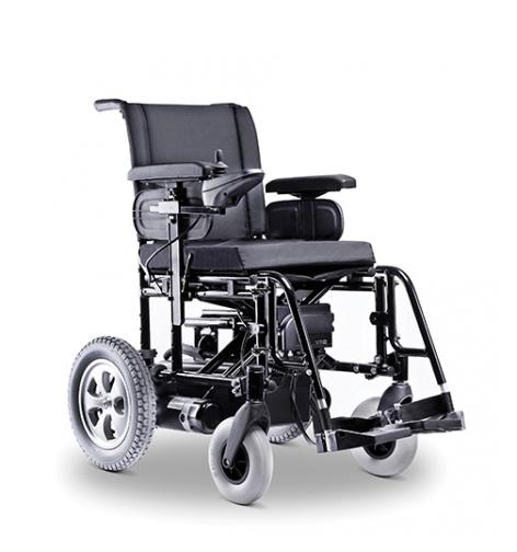 Cadeira de Rodas Alumínio ULX Motorizada 38 cm 26AH - ORTOBRAS  - Shopping Prosaúde