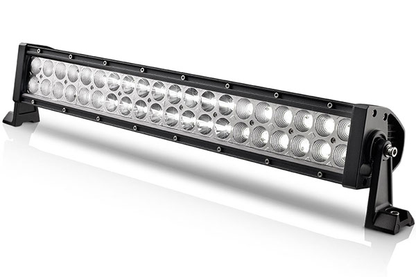 Barra Led 120w Farol Led - Off Road 4x4 - 6000k - 9.000 Lumen