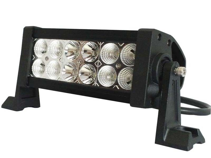 Barra Led 36w Farol Led - Off Road 4x4 - 6000k - 3.000 Lumens