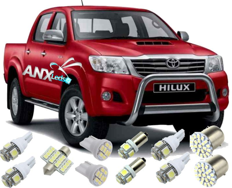Kit Lampadas Led Toyota Hilux 2004 / 2015