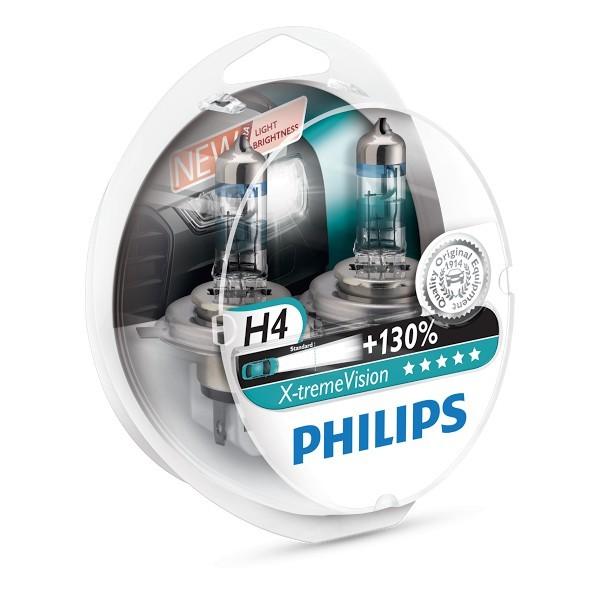 Lâmpada H4 60/ 55w Philips X-Treme Vision 130% - PAR