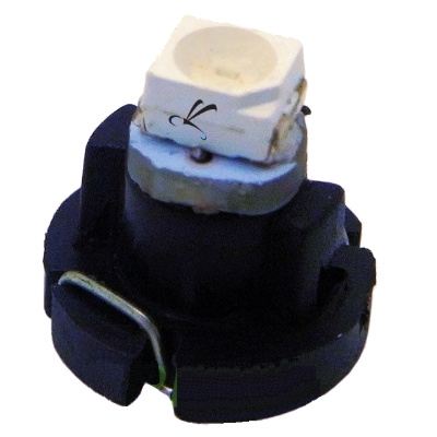 Lampada Led Base T3 8mm Para Painel