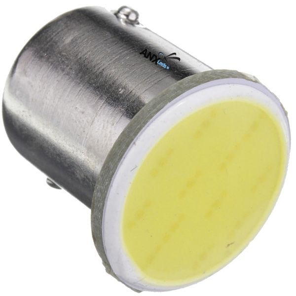 Lampada Luz Cob Ré Placa 1 Polo 1156 P21w Forte