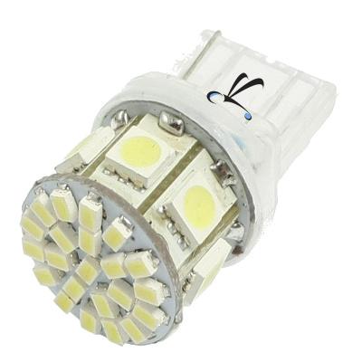 Lampada T20 7440 29 Leds Smd - 1 Contato