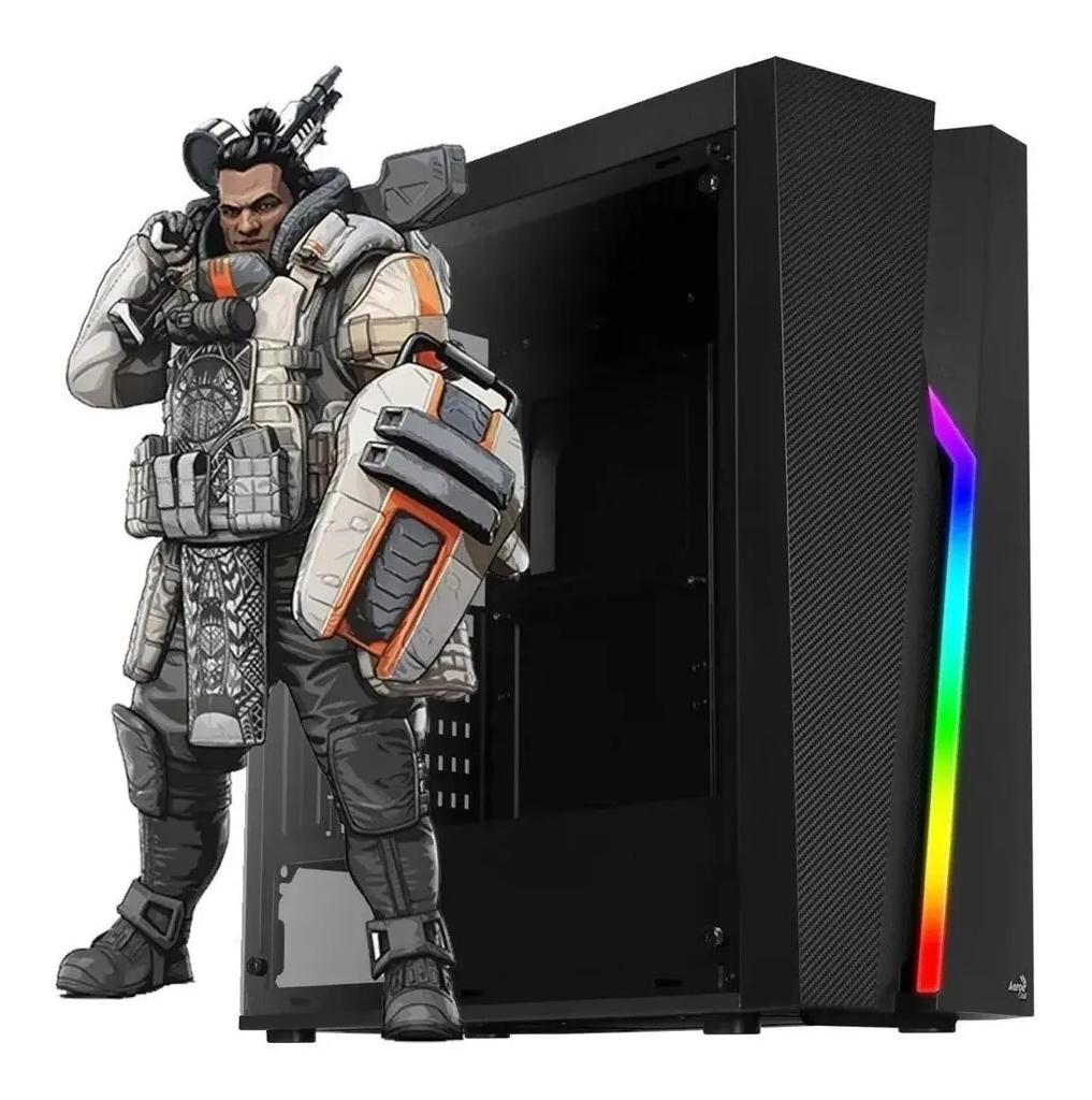 PC Gamer Core i5 3470 8GB RAM HD 500GB Placa de vídeo GTX 760  - HARDER INFORMÁTICA
