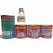 Tinta Efeito Cromado Kit Completo P/ 225ml De Effectchrome®