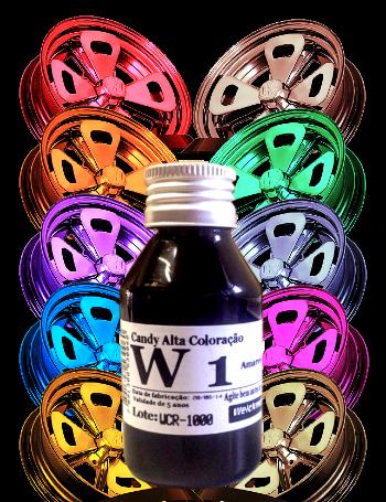 Candy Alta Coloração  - Welckman Tintas