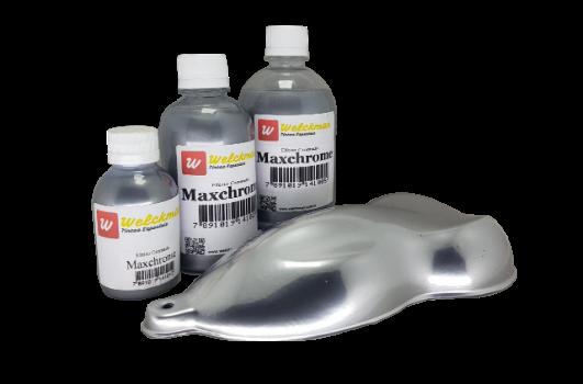 Kit Maxchrome 1 Litro  - Welckman Tintas