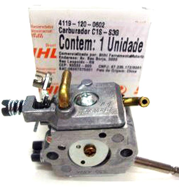 Carburador C1S-S3G STIHL para FS 160/ 220/ 280/ FR220